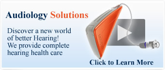 Audiology solutions